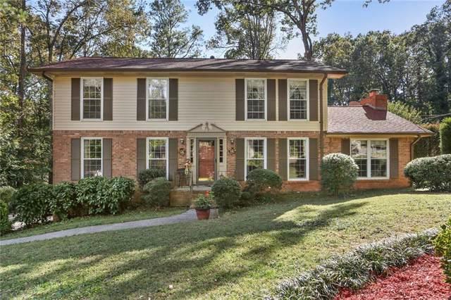 3400 Camelot Drive, Marietta, GA 30062 (MLS #6558935) :: North Atlanta Home Team