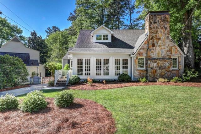 525 Brentwood Drive NE, Atlanta, GA 30305 (MLS #6559992) :: KELLY+CO