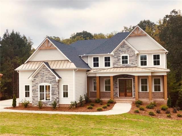 821 Chestnut Place, Milton, GA 30004 (MLS #6560694) :: North Atlanta Home Team
