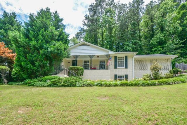 1724 Childerlee Lane NE, Atlanta, GA 30329 (MLS #6561943) :: North Atlanta Home Team