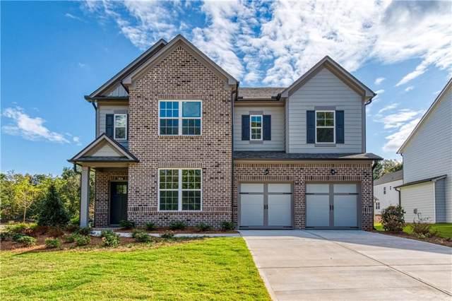 1834 Goodhearth Drive NE, Marietta, GA 30066 (MLS #6566225) :: North Atlanta Home Team