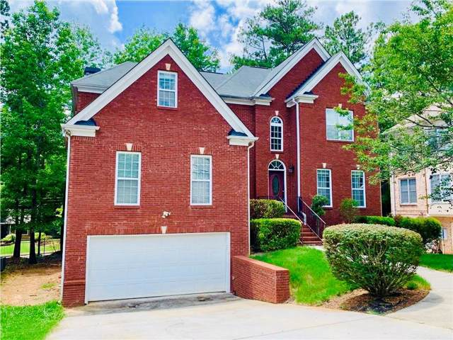 5364 Charity Way, Stone Mountain, GA 30083 (MLS #6567757) :: The Cowan Connection Team