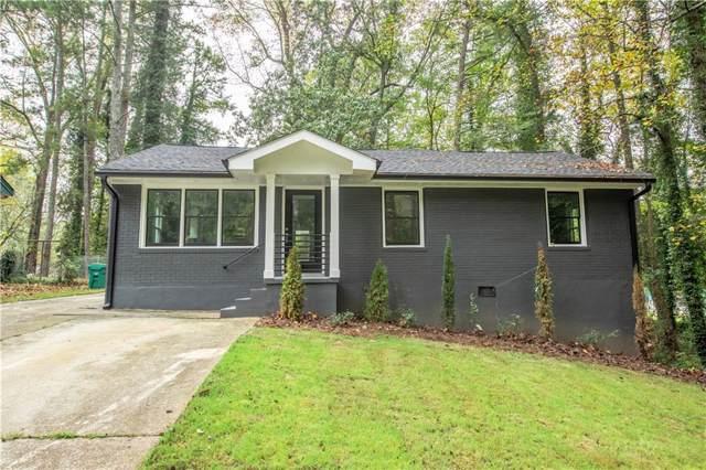 2232 Lilac Lane, Decatur, GA 30032 (MLS #6573724) :: North Atlanta Home Team