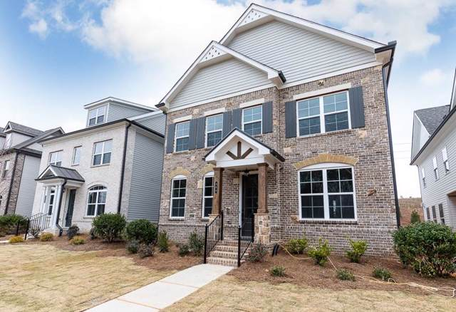 580 Central Park Overlook, Alpharetta, GA 30004 (MLS #6584625) :: North Atlanta Home Team