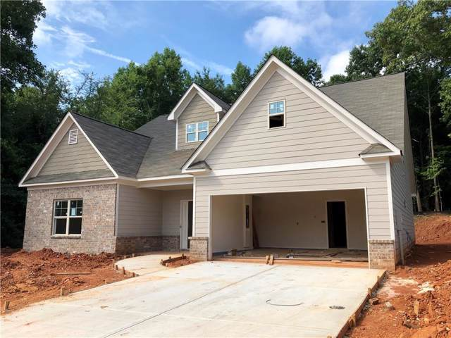 120 Morris Creek Drive, Hoschton, GA 30548 (MLS #6585250) :: North Atlanta Home Team