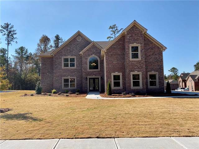 1305 Ruth Lane, Conyers, GA 30094 (MLS #6601209) :: North Atlanta Home Team