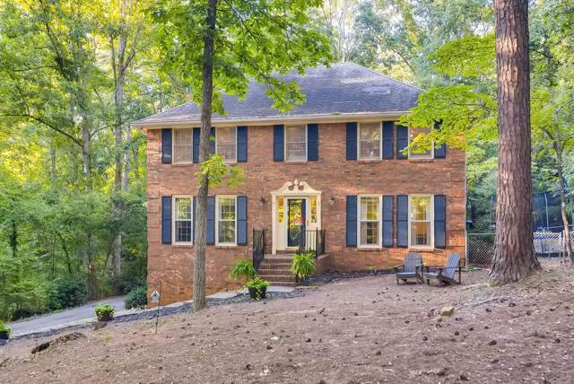 2318 SW Habersham Drive SW, Marietta, GA 30064 (MLS #6602602) :: North Atlanta Home Team