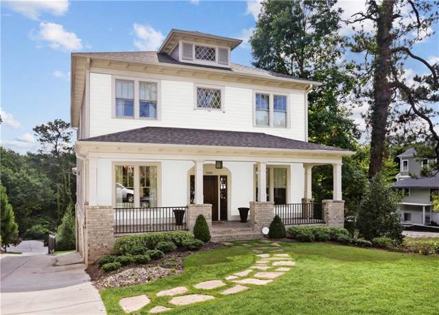 2935 Lookout Place NE, Atlanta, GA 30305 (MLS #6608144) :: The Cowan Connection Team