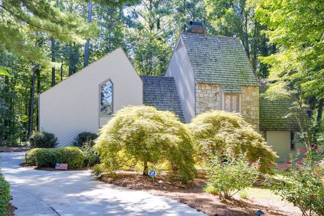 130 River North Drive NW, Atlanta, GA 30328 (MLS #6610310) :: North Atlanta Home Team