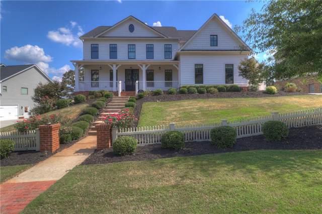 4160 Williams Point Drive, Cumming, GA 30028 (MLS #6625728) :: The Butler/Swayne Team