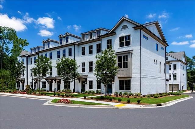 2877 Elmwood Drive #9, Smyrna, GA 30080 (MLS #6633056) :: North Atlanta Home Team