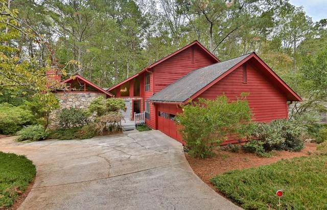 610 Branch Valley Court, Roswell, GA 30076 (MLS #6633406) :: North Atlanta Home Team