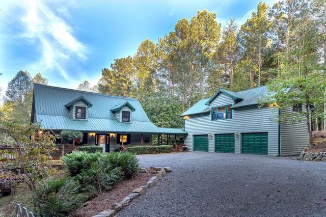 284 Estates Drive, Ellijay, GA 30536 (MLS #6635378) :: RE/MAX Prestige