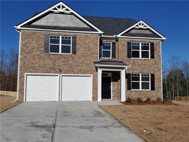 3752 Stonebranch Lane, Loganville, GA 30052 (MLS #6647511) :: The Butler/Swayne Team