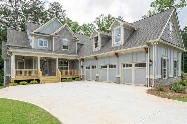 6300 Granbury Walk, Acworth, GA 30101 (MLS #6656235) :: RE/MAX Prestige