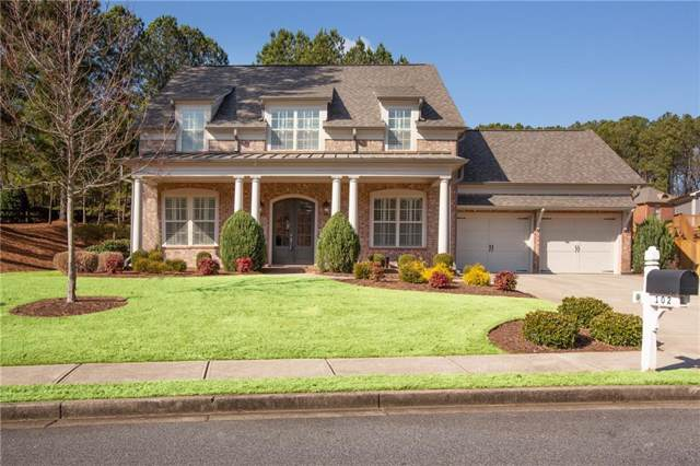 102 Hedgewood Lane, Canton, GA 30115 (MLS #6662652) :: RE/MAX Paramount Properties