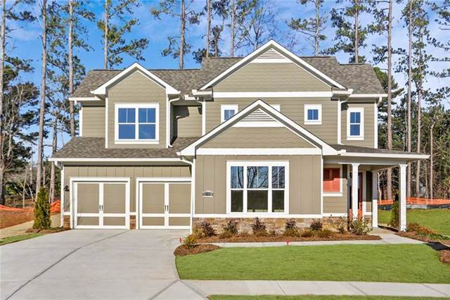 124 Oakdale Woods Lane, Acworth, GA 30102 (MLS #6664998) :: North Atlanta Home Team