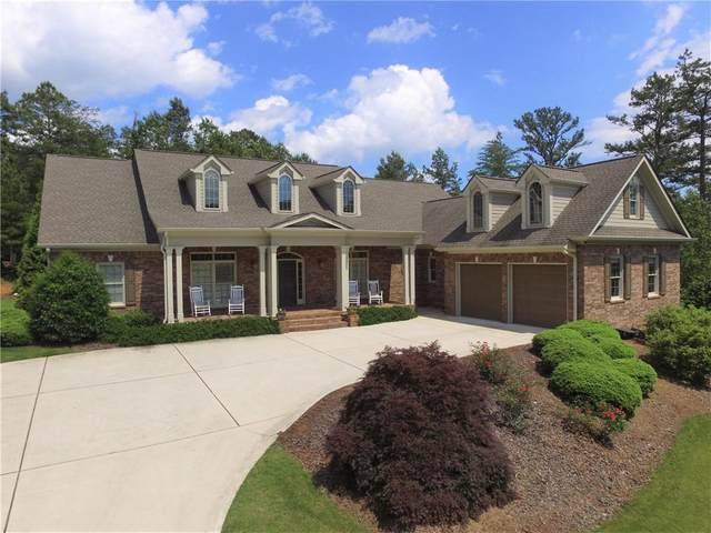 4681 Manor Drive, Gainesville, GA 30506 (MLS #6675377) :: The Heyl Group at Keller Williams
