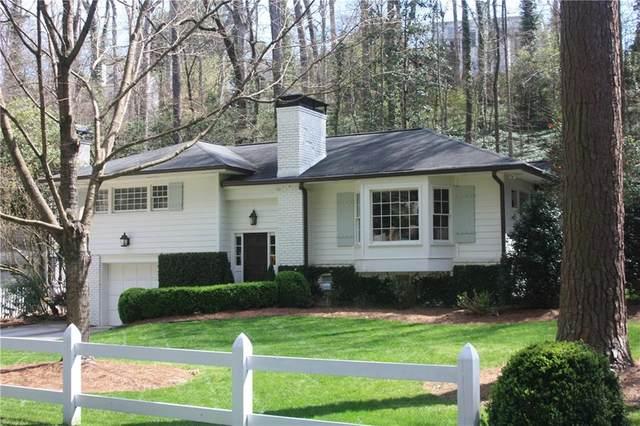 2851 Mornington Drive NW, Atlanta, GA 30327 (MLS #6679083) :: MyKB Partners, A Real Estate Knowledge Base