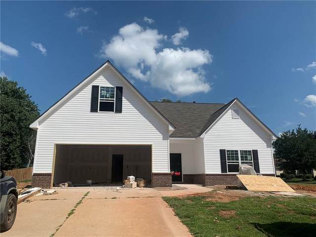38 Burts Crossing Drive, Dawsonville, GA 30534 (MLS #6679752) :: The Heyl Group at Keller Williams