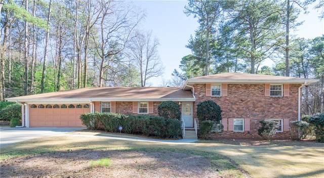 1977 Silvastone Drive NE, Atlanta, GA 30345 (MLS #6684056) :: North Atlanta Home Team