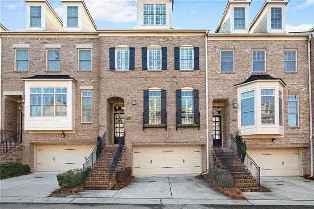 548 Sarabrook Place, Atlanta, GA 30342 (MLS #6684420) :: Thomas Ramon Realty