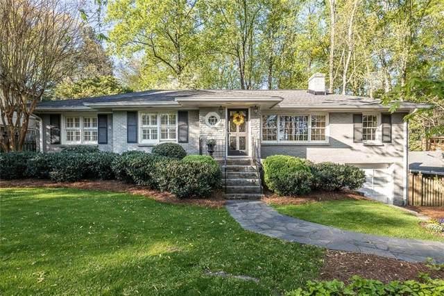 946 Dean Drive NW, Atlanta, GA 30318 (MLS #6691149) :: MyKB Partners, A Real Estate Knowledge Base