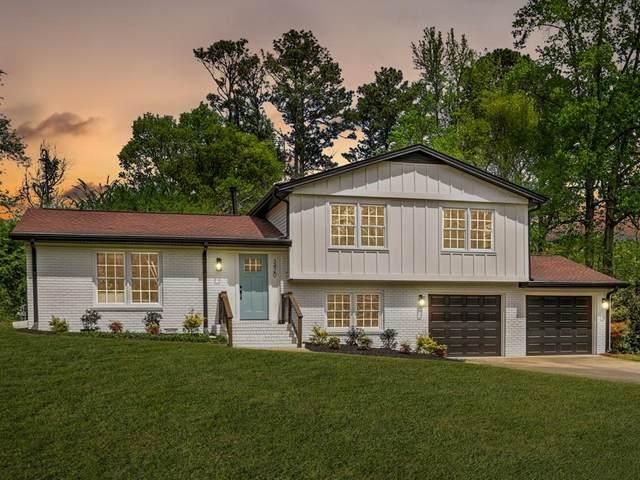 3420 Elm Creek Drive NW, Marietta, GA 30064 (MLS #6702159) :: Kennesaw Life Real Estate