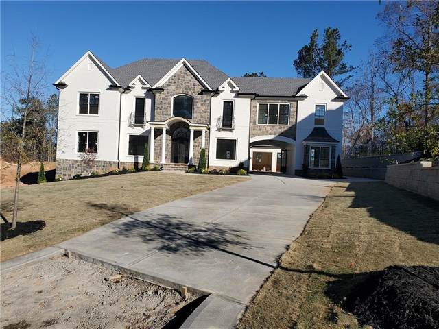 312 Traditions Court, Alpharetta, GA 30004 (MLS #6706573) :: North Atlanta Home Team