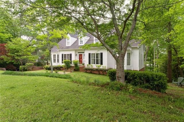9394 Grace Lake Drive, Douglasville, GA 30135 (MLS #6711732) :: North Atlanta Home Team