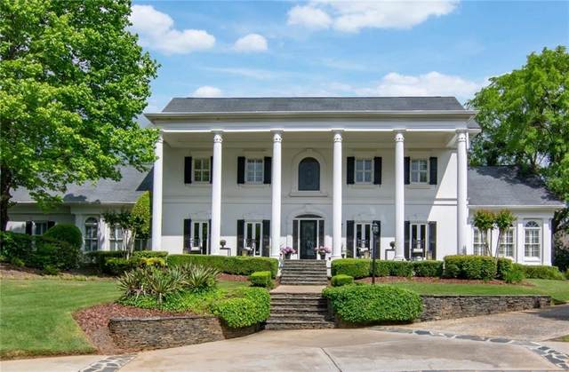 4160 Wellington Lake Court, Peachtree Corners, GA 30097 (MLS #6716274) :: North Atlanta Home Team