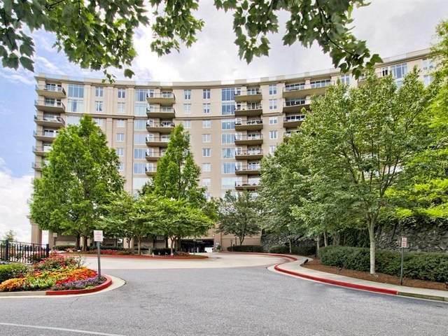 2950 Mount Wilkinson Parkway SE #1113, Atlanta, GA 30339 (MLS #6722644) :: The Hinsons - Mike Hinson & Harriet Hinson