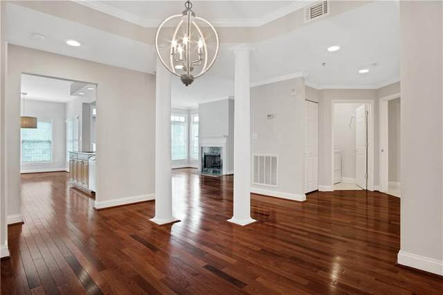 50 Biscayne Drive NW #3115, Atlanta, GA 30309 (MLS #6727716) :: Good Living Real Estate