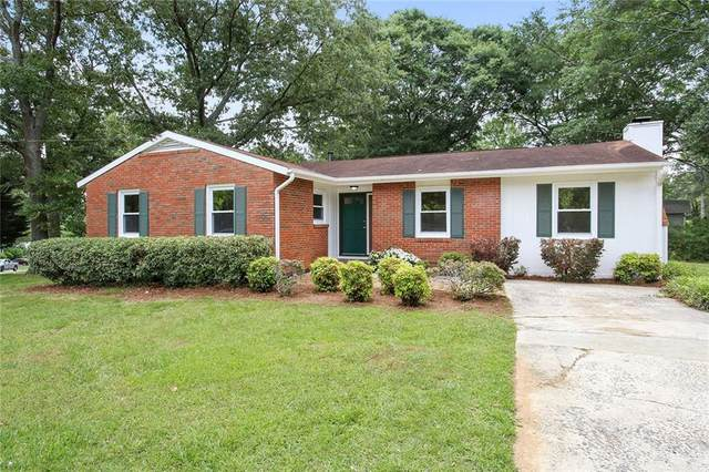 1830 Balmoral Road SE, Smyrna, GA 30080 (MLS #6731887) :: Tonda Booker Real Estate Sales