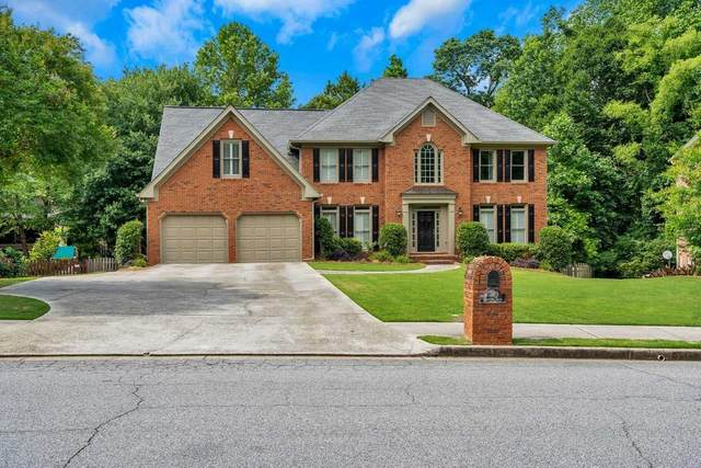 5381 Edgerton Drive, Peachtree Corners, GA 30092 (MLS #6734005) :: North Atlanta Home Team