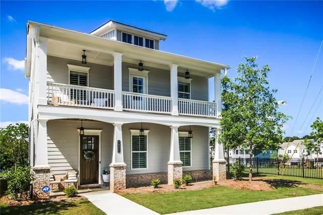 1387 Pierce Avenue SE, Smyrna, GA 30080 (MLS #6736439) :: North Atlanta Home Team