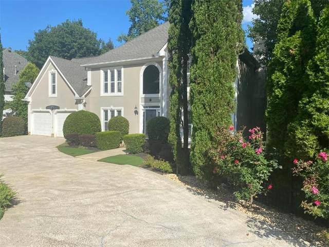 4625 Clary Lakes Drive NE, Roswell, GA 30075 (MLS #6741233) :: North Atlanta Home Team