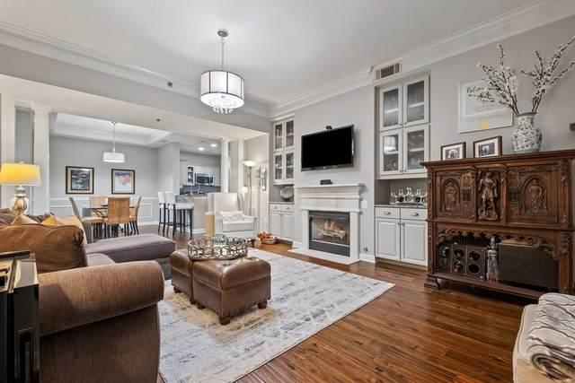 850 Piedmont Avenue NE #2204, Atlanta, GA 30308 (MLS #6764701) :: Rock River Realty