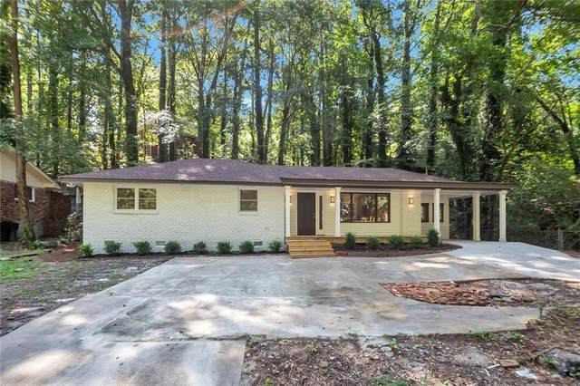 3198 Cloverhurst Drive, East Point, GA 30344 (MLS #6767720) :: North Atlanta Home Team