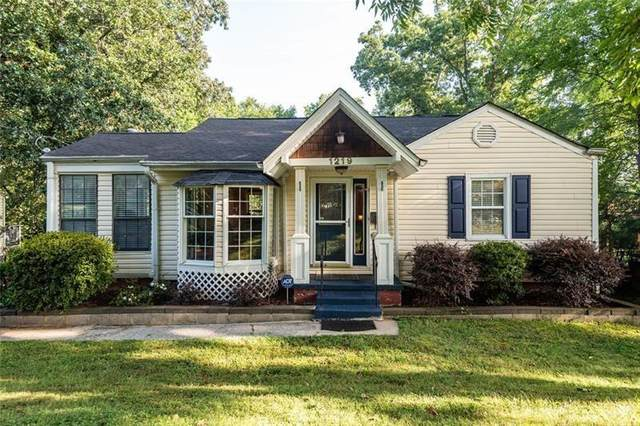 1219 SE Stephens Street SE, Smyrna, GA 30080 (MLS #6773935) :: North Atlanta Home Team