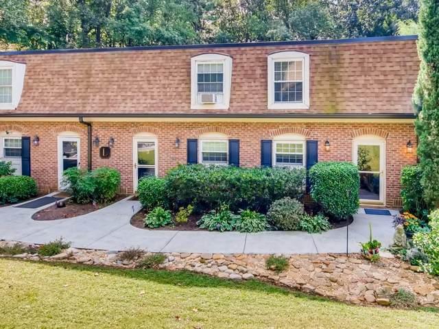 1261 Lavista Road NE L4, Atlanta, GA 30324 (MLS #6780890) :: North Atlanta Home Team