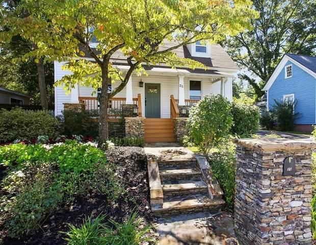 25 Trammell Street SW, Marietta, GA 30064 (MLS #6782503) :: Tonda Booker Real Estate Sales
