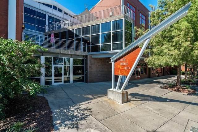 572 Edgewood Avenue SE #209, Atlanta, GA 30312 (MLS #6790357) :: Keller Williams Realty Cityside