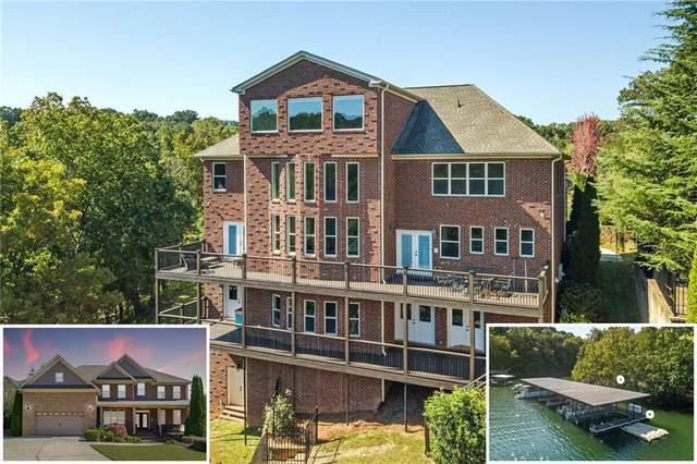 1970 River View Drive, Gainesville, GA 30501 (MLS #6795592) :: Rock River Realty
