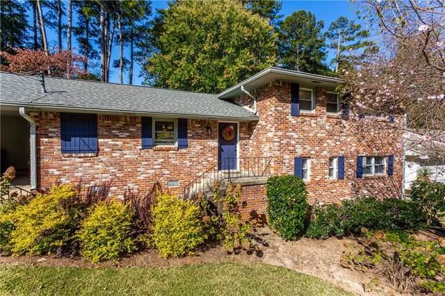 1876 Audubon Drive NE, Atlanta, GA 30329 (MLS #6804815) :: The Zac Team @ RE/MAX Metro Atlanta