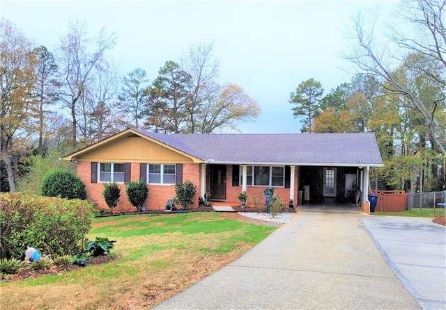 1389 Vine Street, Gainesville, GA 30501 (MLS #6806423) :: North Atlanta Home Team