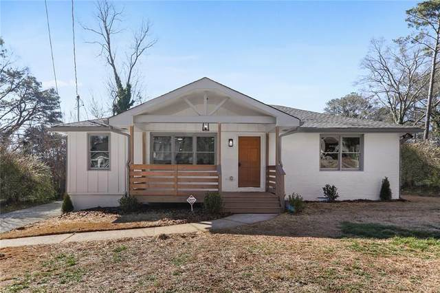 2281 Hillside Avenue, Decatur, GA 30032 (MLS #6811523) :: KELLY+CO
