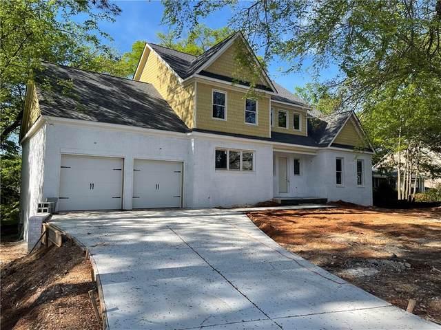 2068 Lee Road SE, Smyrna, GA 30080 (MLS #6819040) :: North Atlanta Home Team
