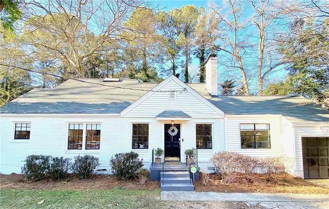 2326 N Decatur Road, Decatur, GA 30033 (MLS #6832008) :: North Atlanta Home Team