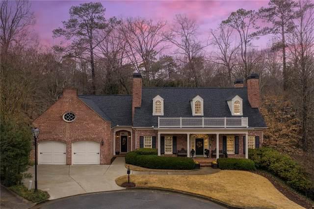 57 Habersham Cove Drive NW, Atlanta, GA 30305 (MLS #6840383) :: North Atlanta Home Team
